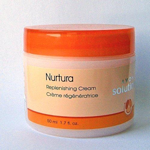 Avon Solutions Nurtura Replenishing Cream (Pack of 2)