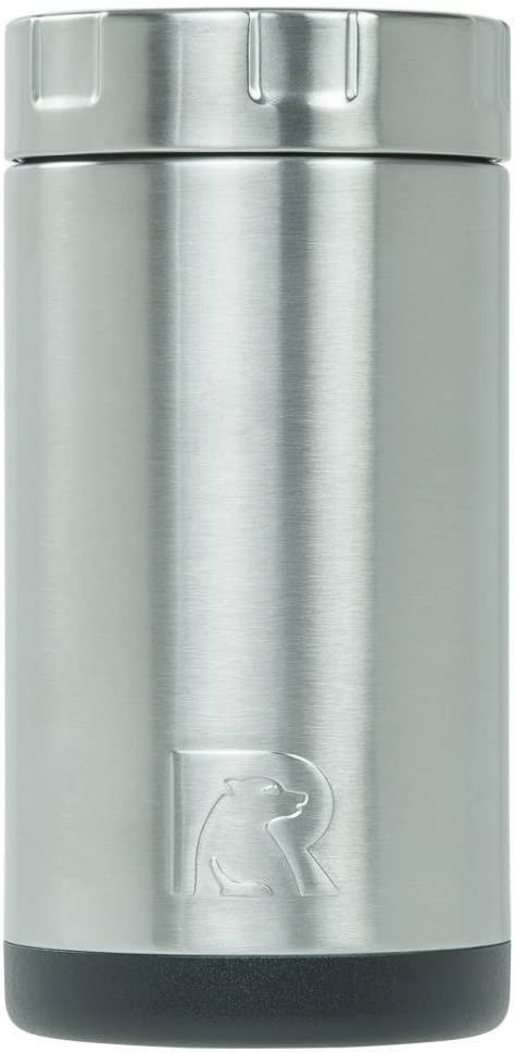 RTIC Double Wall Vacuum Insulated Food Container (Stainless Steel, 25oz)