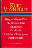 img - for Slaughterhouse-Five / The Sirens of Titan / Player Piano / Cat's Cradle / Breakfast of Champions / Mother Night book / textbook / text book