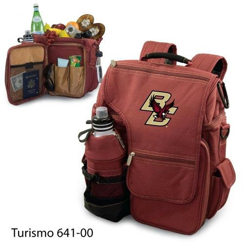 NCAA Boston College Eagles Turismo Insulated Backpack Cooler