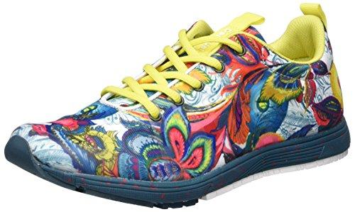 Formaci de Zapato Desigual Baloncesto Zapatos xTqX7z