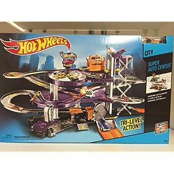 Hot Wheels Super Auto Center