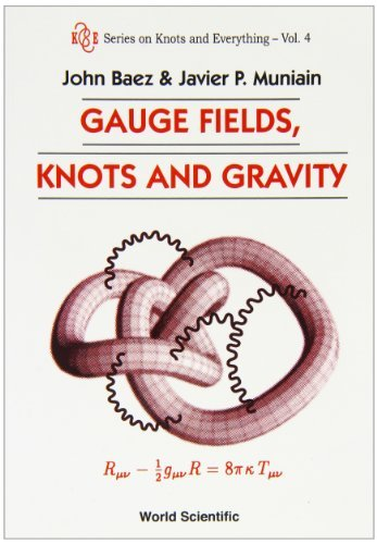 By John C. Baez Gauge Fields, Knots, and Gravity (Series on Knots and Everything) [Paperback]