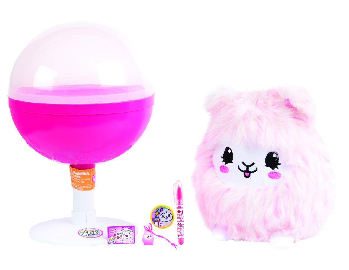 Pikmi Pops Style Jumbo Plush Llama Flair Leisure Products PKM10100