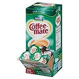 Coffee-mate 35112CT Liquid Coffee Creamer, Irish Creme, 0.375 oz Mini Cups, 50/Box, 4 Box/Carton