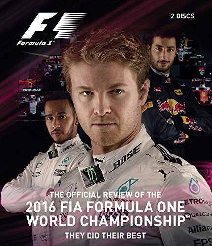 F1 2016 Official Review [Blu-ray]