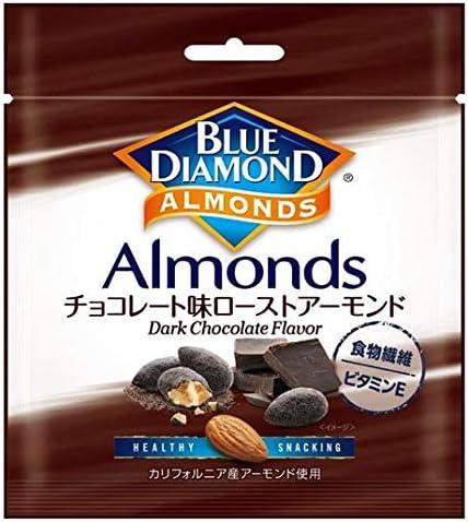 ブルーダイヤモンドアーモンド チョコレート味ローストアーモンド 20g×6個