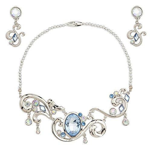 Disney Cinderella Jewelry Set for Girls - Cinderella Jewelry