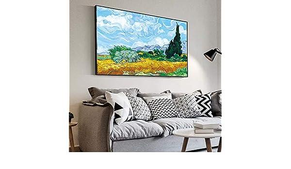 RTCKF Impresionista Paisaje Pared Olmo por Van Gogh Pintura ...