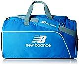 New Balance Training Day Duffel Bag, Electric Blue, Medium