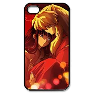 Inuyasha Custom Back Cover Case for iPhone 4 4S