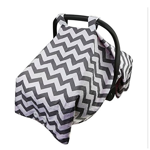 Baby Car Seat Covers for Girls and Boys (BLUE)