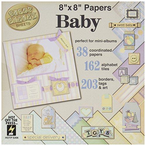 Paper Pizazz Paper & Accents 8