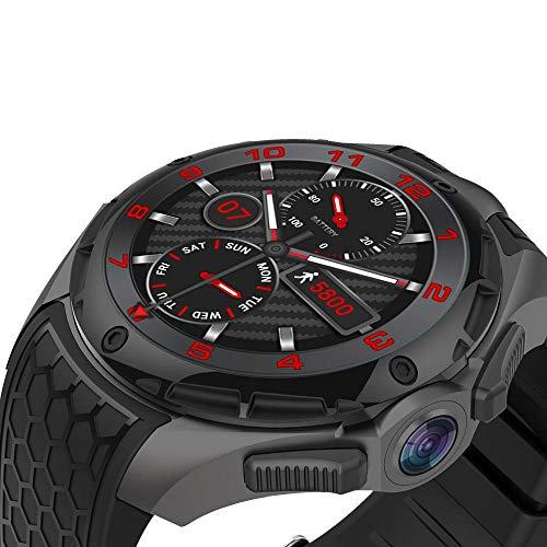 KOBWA AllCall W2 IP68 - Reloj Inteligente 3G Resistente al ...