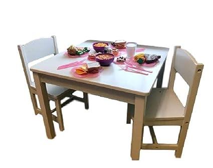 Groovy Amazon Com Gt Mondern Dining Table Set Kids Playroom Table Short Links Chair Design For Home Short Linksinfo