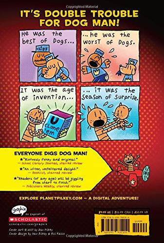 Dog Man: A Tale of Two Kitties: From the Creator of Captain Underpants (Dog Man #3) by Graphix (Image #2)