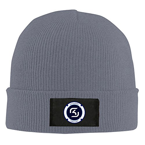 SK Gaming Hat Unisex-Adult Beanie Asphalt