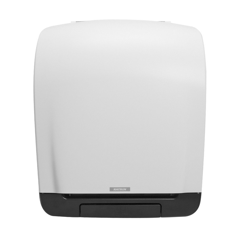 Katrin 90045 Inclusive System Towel Dispenser White
