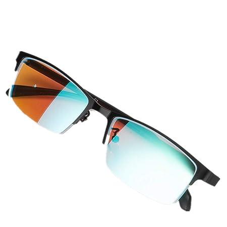 offerta speciale consegna gratuita prezzi economici HHORD Correzione Colore Occhiali, Color Blind Occhiali per Uomo E ...