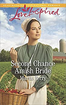 Second Chance Amish Bride (Brides of Lost Creek) by [Perry, Marta]