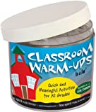 Classroom Warm-Ups In a Jar®: Quick and Meaningful Activities for All Grades