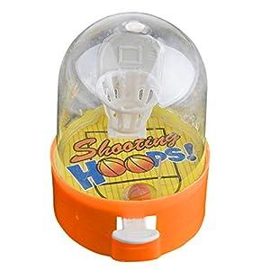 wuayi Developmental Baby Toy Basketball Machine Anti-stress Player Handheld Desktop Children Toys for 3 Years Old