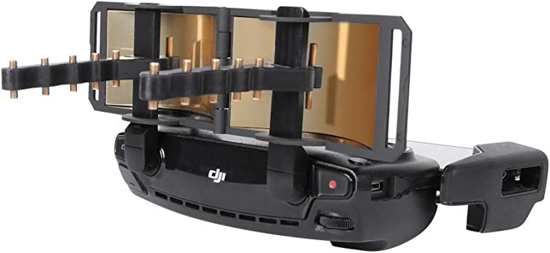 Opinión sobre Linghuang Juego de Amplificador de Señal Plegable + Antena Amplificadora de Señal Yagi para dji Mavic Mini/ Mavic Pro/ Mavic Air/ Mavic 2/ Spark Extensión de Rango de Señal de Control Remoto Mejorado