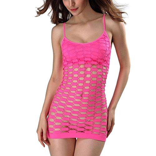 de Womens en R Mode Multicolore Moonuy Lingerie Coton Maille Sexy q6PUwX7x