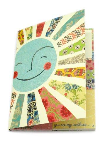 Sticky Note Set in Folder (Sunshine Note)