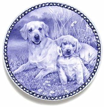 Amazon.com: Lekven 3010 Labrador Retriever - Placa para ...