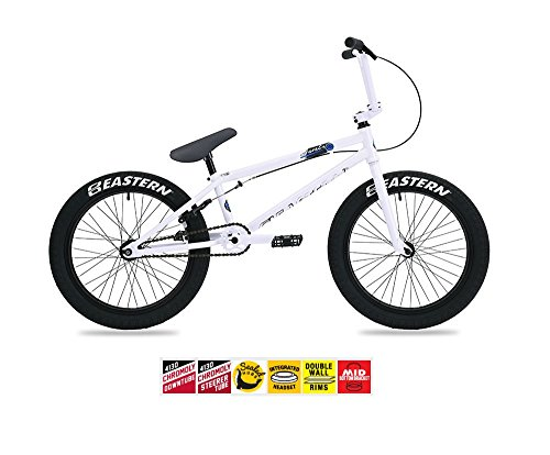 EASTERN JAVELIN BMX BIKE 2017 BICYCLE WHITE