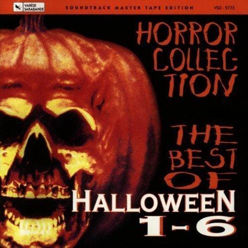 Halloween - Best of 1-6 (OST) by John Carpenter (1996-11-04)