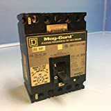 Square D FAL3610016M 100A Mag-Gard Circuit Breaker 600V S2 3P 150-580 100 Amp