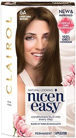 Nice N Easy Tinte de pelo natural color madera de fresno ...