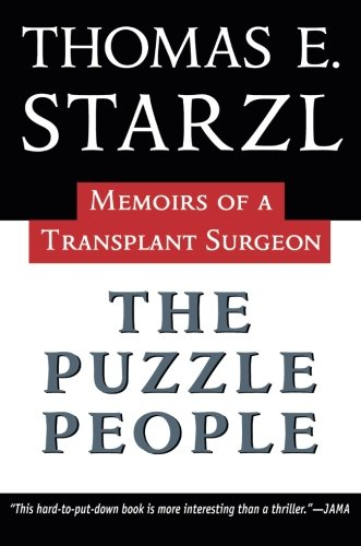 Download The Puzzle People: Memoirs Of A Transplant Surgeon ebook