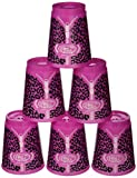 Speed Stacks Cups Neon Pink Leopard - Wild Color