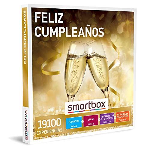 Smartbox – Caja Regalo para cumpleaños- Feliz cumpleaños – Caja Regalo para Hombres – 1 Experiencia de Estancia…