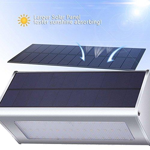 100 Watt Solar Flood Lights - 4