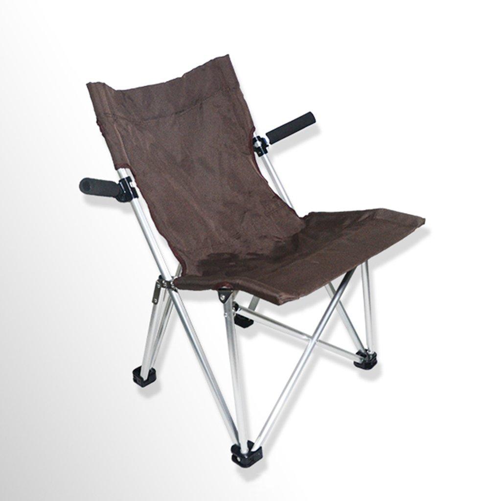 Chang Xiang Ya Shop Portable Outdoor Camping Stuhl große Klappstuhl Strand Skizze Angeln Stuhl