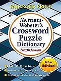 Best Crossword Puzzle Dictionaries - Merriam-Webster's Crossword Puzzle Dictionary, 4th Ed. New Enlarged Review