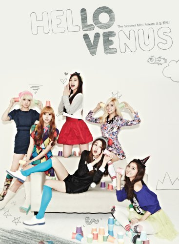 What Are You Doing HELLOVENUS product image