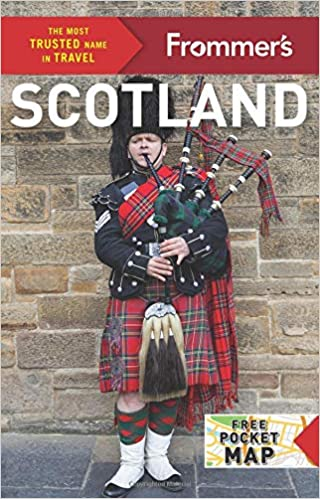 The Frommer's Scotland travel product recommended by Dev Tantia on Lifney.