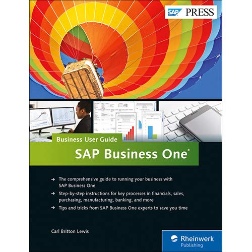 Crm Handbook - SAP Business One (SAP B1): Business User Guide (SAP PRESS)