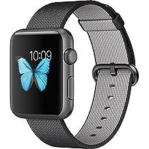 Apple Watch Sport 42MM Black Nylon MMFR2LL/A
