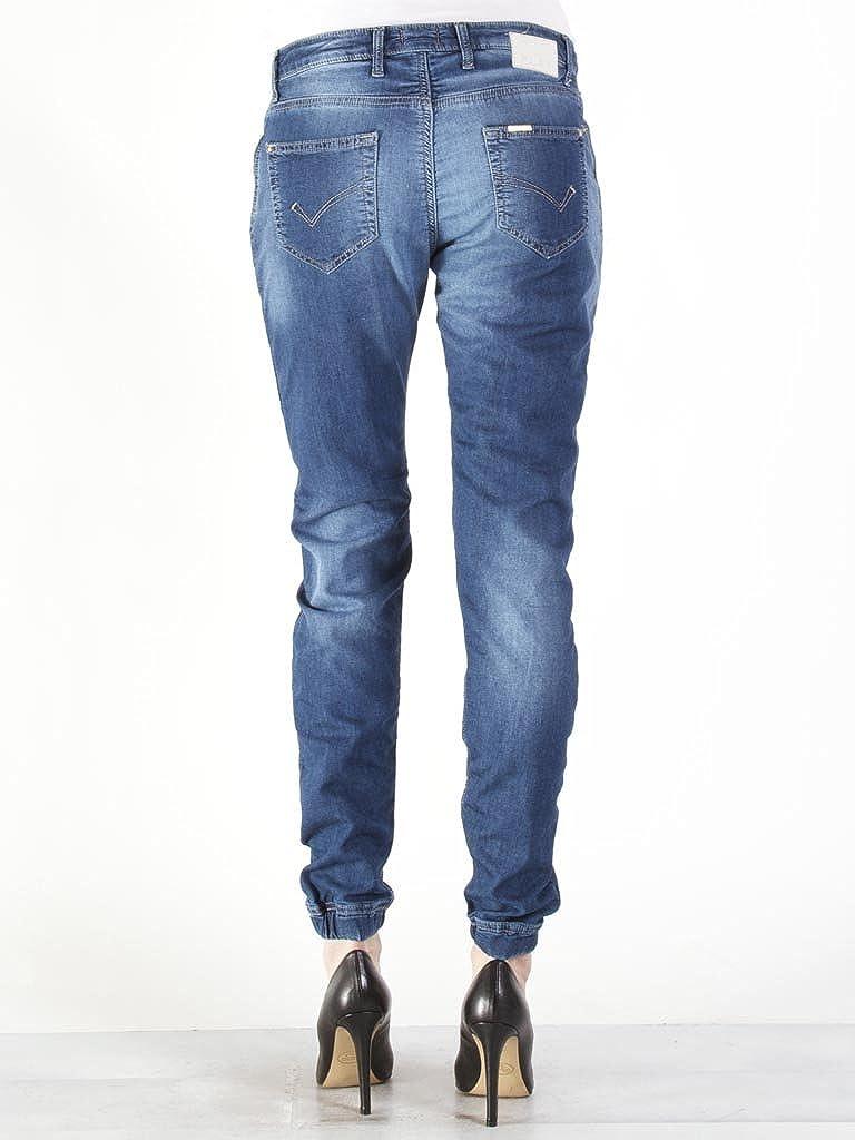 Tessuto Elasticizzato Jogger Jeans per Donna Look Denim Carrera Jeans