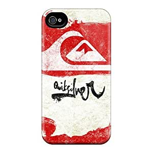 High-quality Durability Case For Iphone 4/4s(quiksilver)