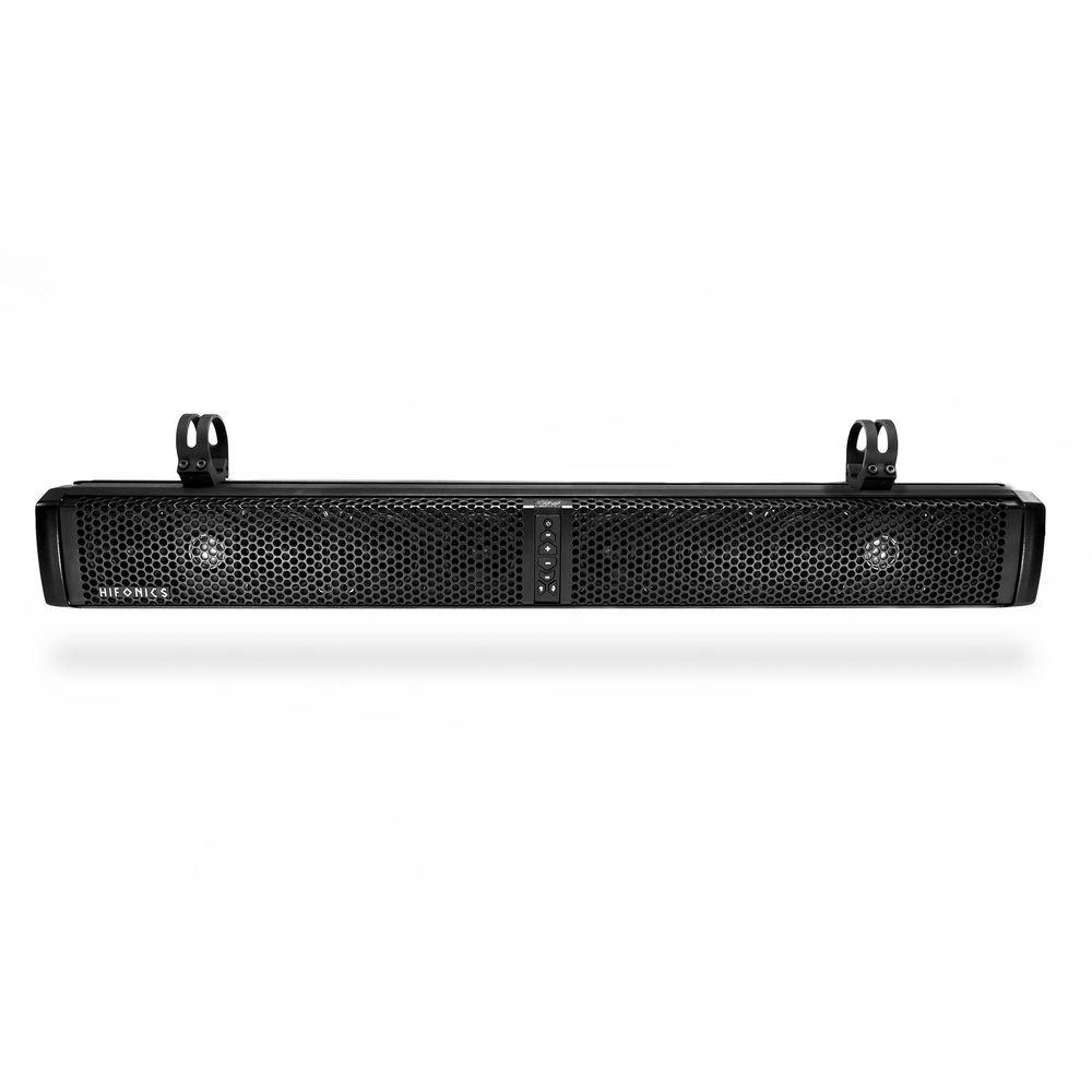 HIFONICS TPS10 THOR 10-Speaker Bluetooth Powersports Amplified Soundbar by Hifonics