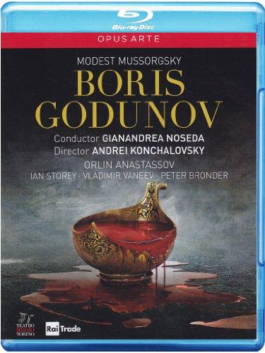 Alessandra Marianelli - Boris Godunov (Blu-ray)