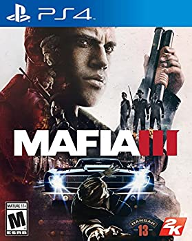 Mafia III Standard Edition for PS4 or Xbox One