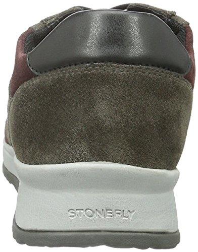 Stone 2 Scarpe asphalt Stonefly 33 Da Ginnastica Basse winet Grigio Uomo dCFn1x5qw